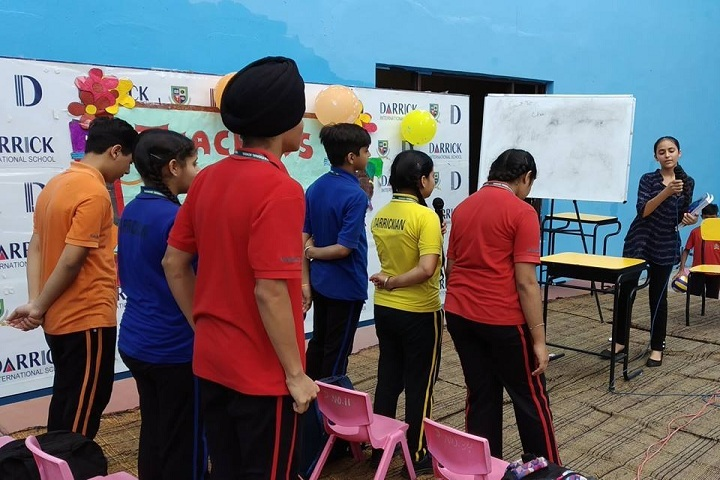 Darrick International School-Activities