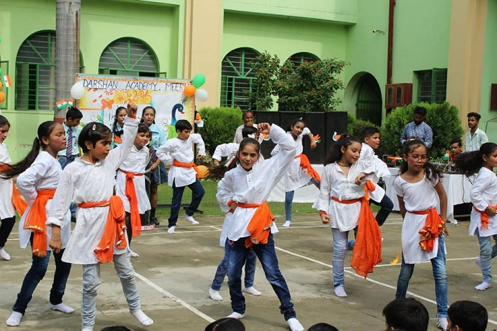 Darshan Academy-Independance Day Celebrations
