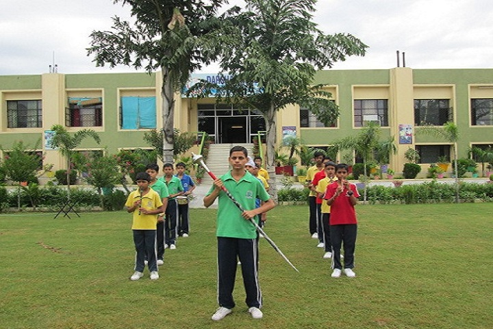 Darshan Academy-Sports Day