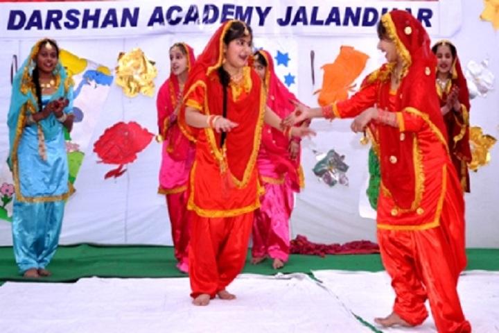 Darshan Academy-Dance