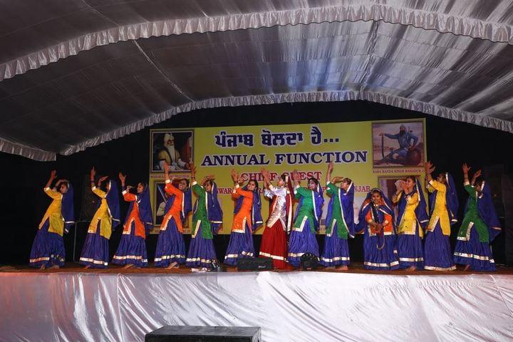 Dashmesh Parivar International School-Dance