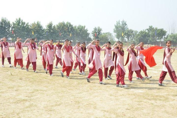 Dashmesh Parivar International School-March Past