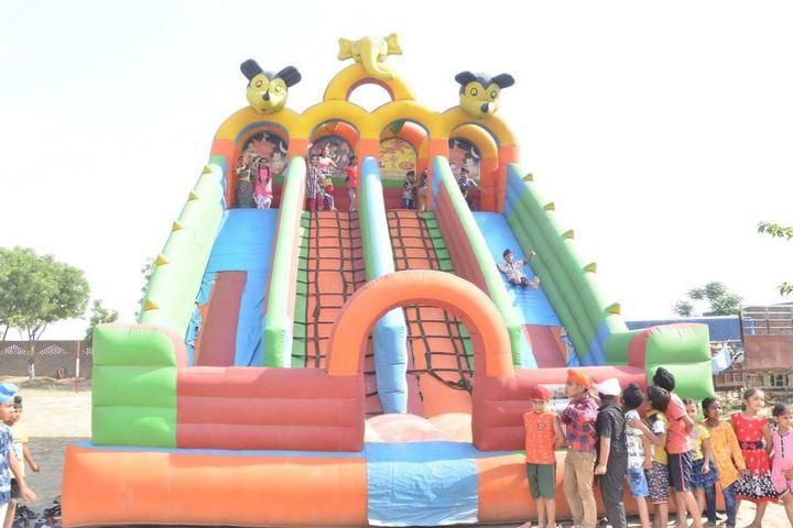 Dashmesh Parivar International School-Summer Camp