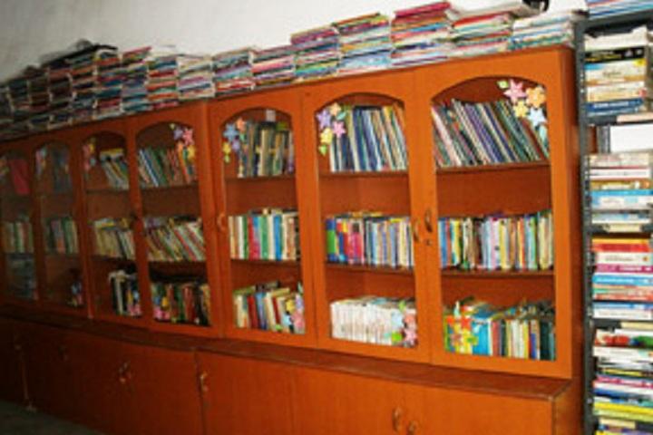 Dashmesh Parivar International School-Library
