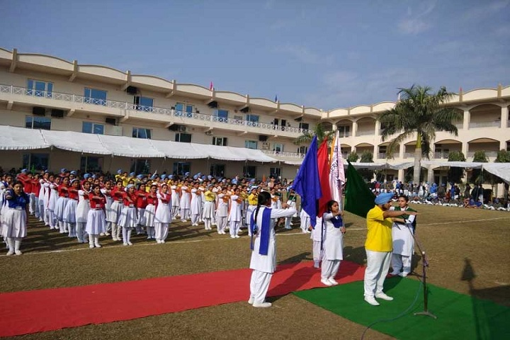 Dasmesh Public School-Sports Day