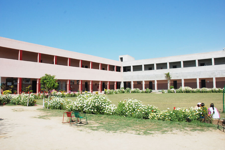 Dasmesh Public Senior Secondary School-Campus View