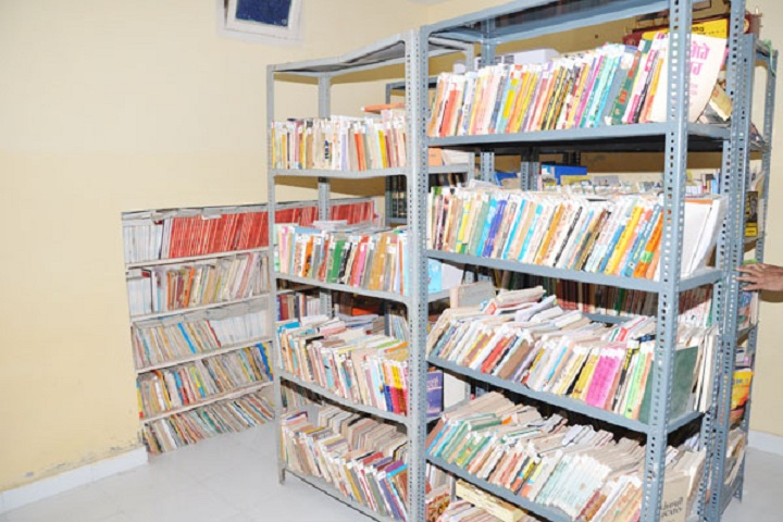 Dasmesh Public Senior Secondary School-Library
