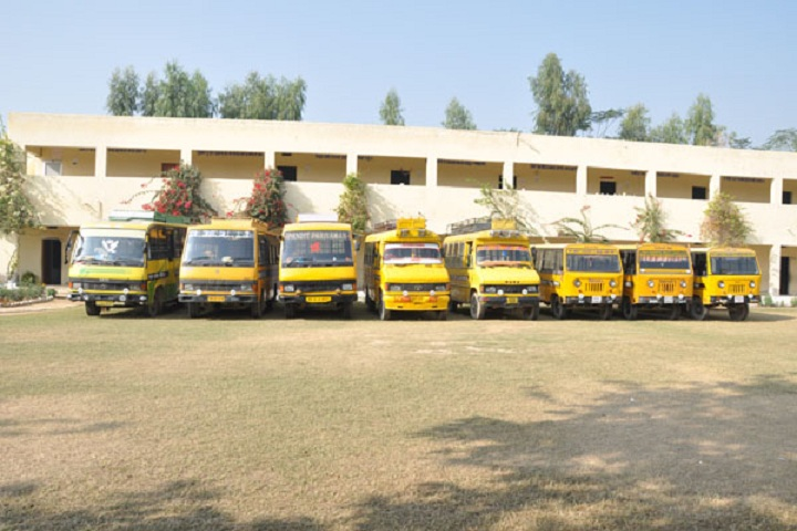 Dasmesh Public Senior Secondary School-Transport