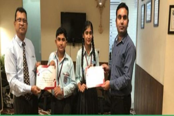 Dass And Brown World School-Certificate Distribution