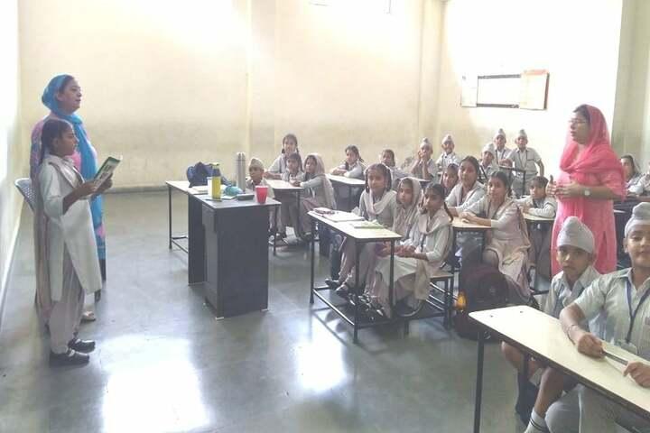 Data Bandhi Chhod Public School-Classroom