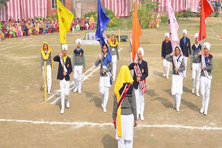 Data Bandhi Chhod Public School-Investiture Ceremony