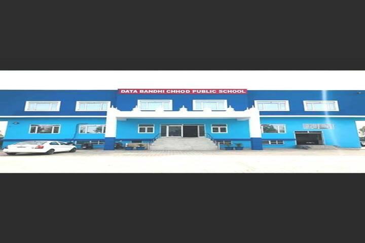 Data Bandhi Chhod Public School-School Building
