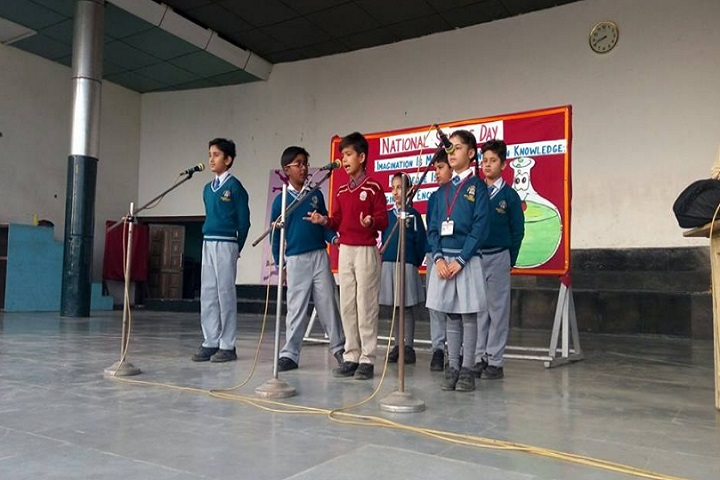 DAV International School-Science Day