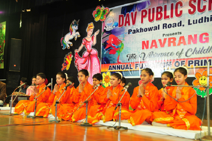 Dav Public School-Events