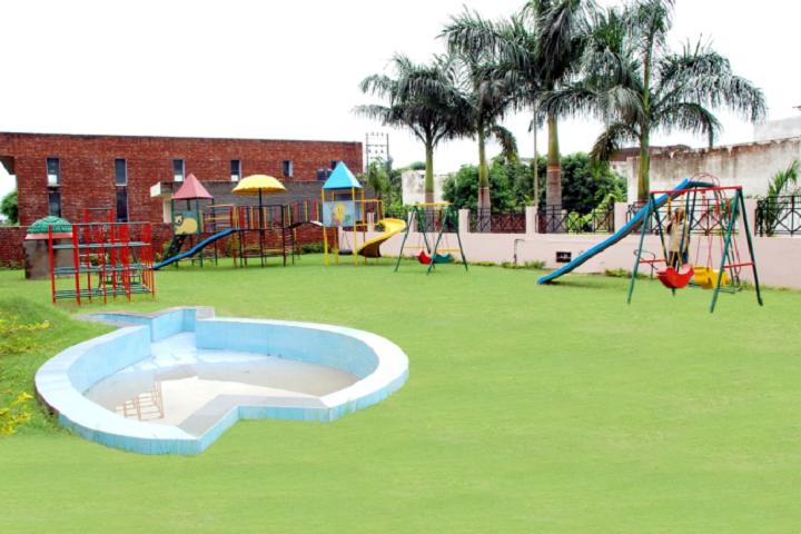 Dav Public Senior Secondary School- Playground