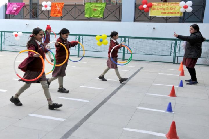 Dav Public Senior Secondary School- Sports 2