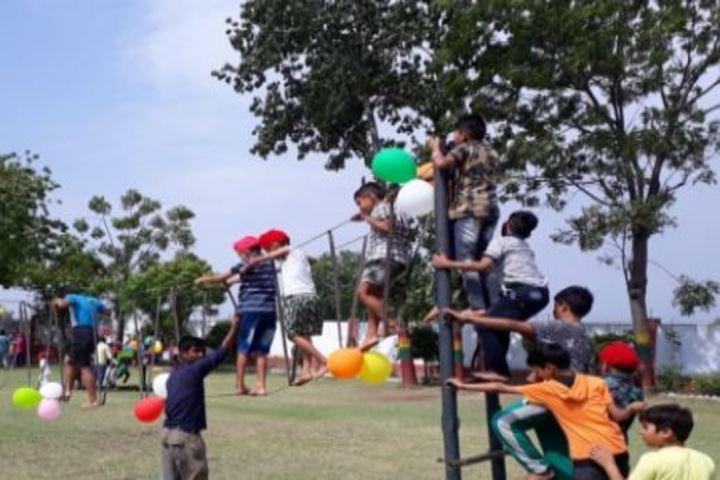 DAV Public School-Ground