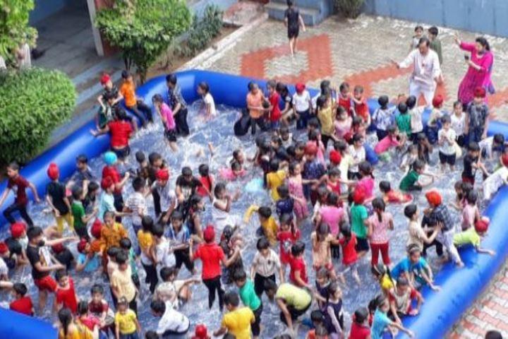 DAV Public School-Swimming Pool