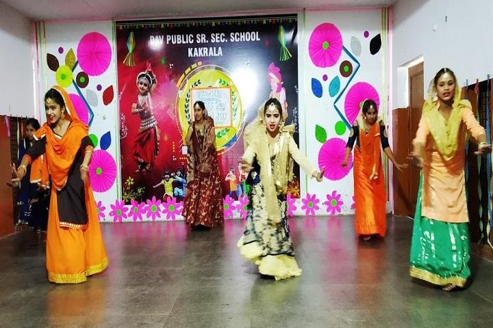 Dav Public Senior Secondary School-Annual day