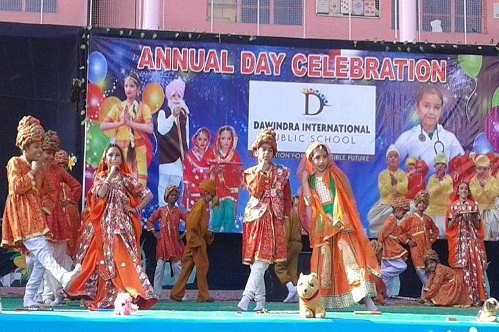 Dawindra International Public School-Annual day
