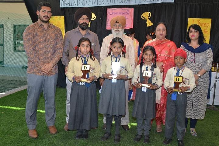 Dawindra International Public School-Award Distribution