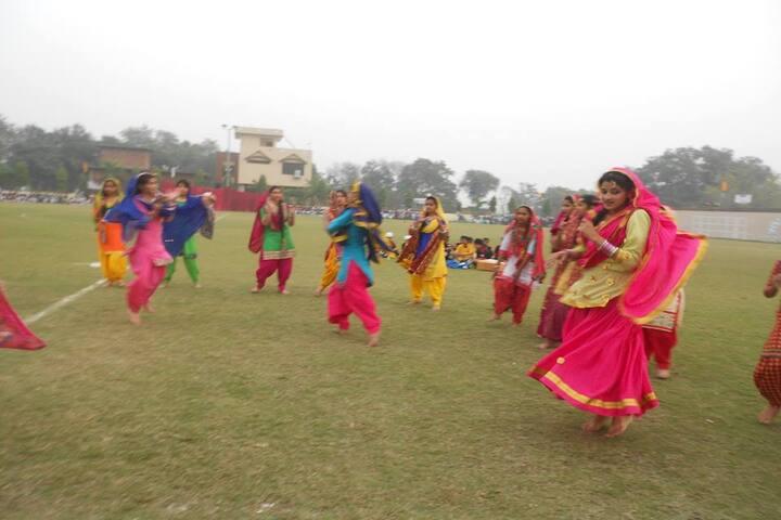 Dawindra International Public School-Dance