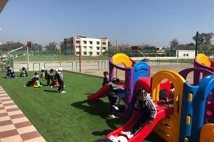 Dawindra International Public School-Kindergarten