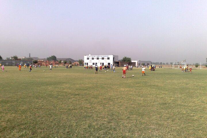 Dawindra International Public School-Play Ground