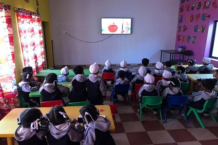 Dawindra International Public School-Smart Class