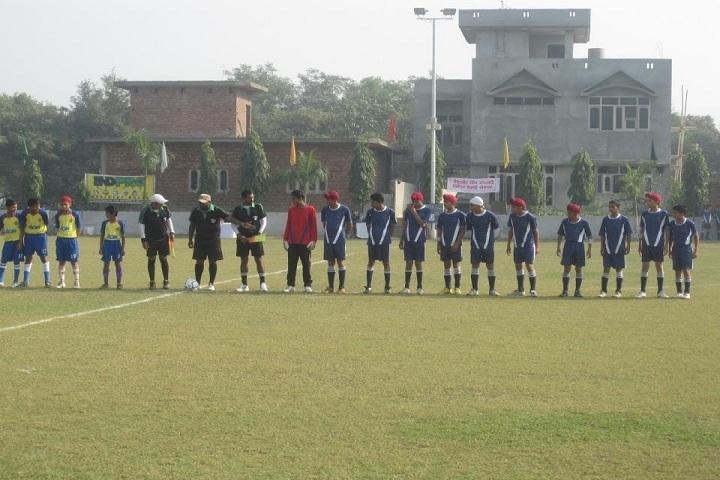 Dawindra International Public School-Sports Team