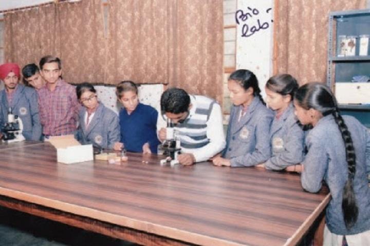 Dayanand Chanan Lal Senior Secondary School-Biology Lab