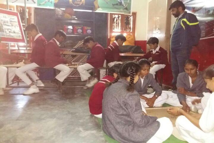 Dayanand Chanan Lal Senior Secondary School-Indoor Games