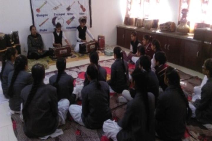 Dayanand Chanan Lal Senior Secondary School-Music room