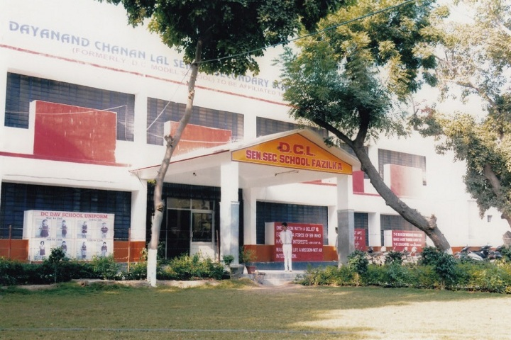 Dayanand Chanan Lal Senior Secondary School-School