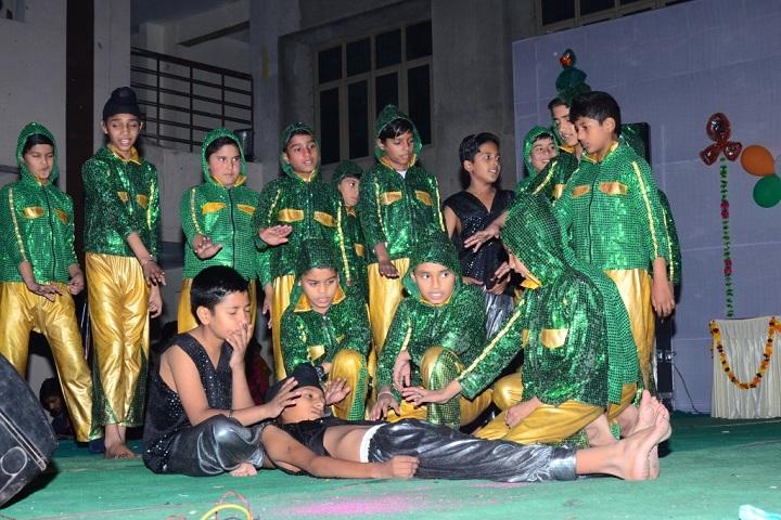 Dayanand International Public School-Annual day