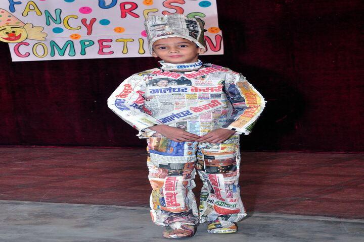 Dayanand Model School-Fancy Dress