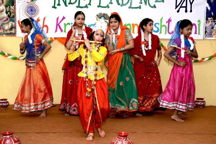 Dayanand Model School-Festival Celebration