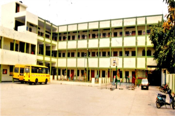 Dayanand Model School-School