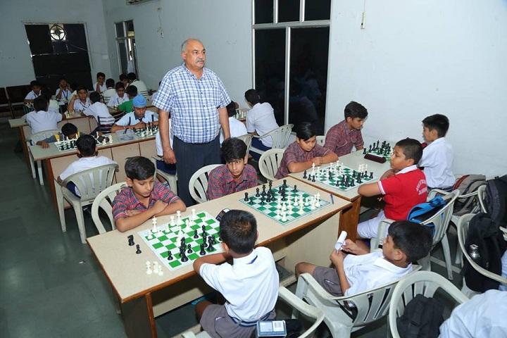 Dayanand Model Senior Secondary School-Indoor Games