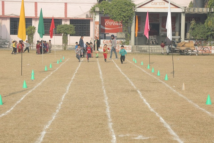 Dayanand Model Senior Secondary School-Sports