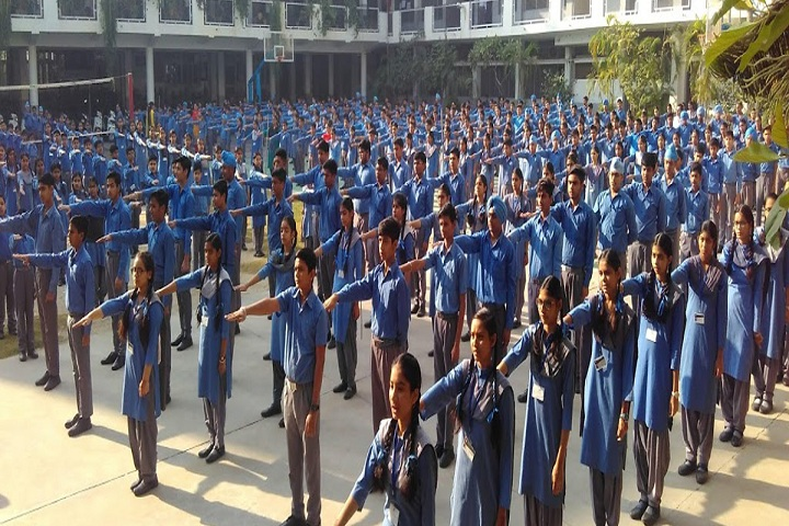 Dayanand Public School-Assembly