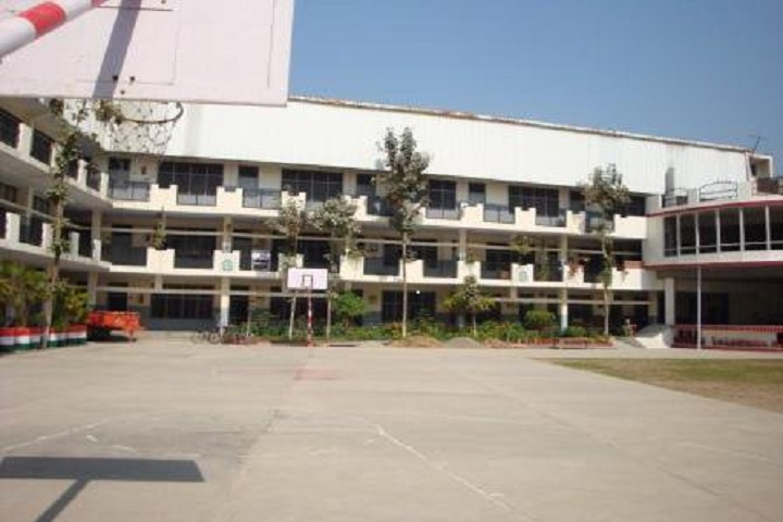 Dayanand Public School-School