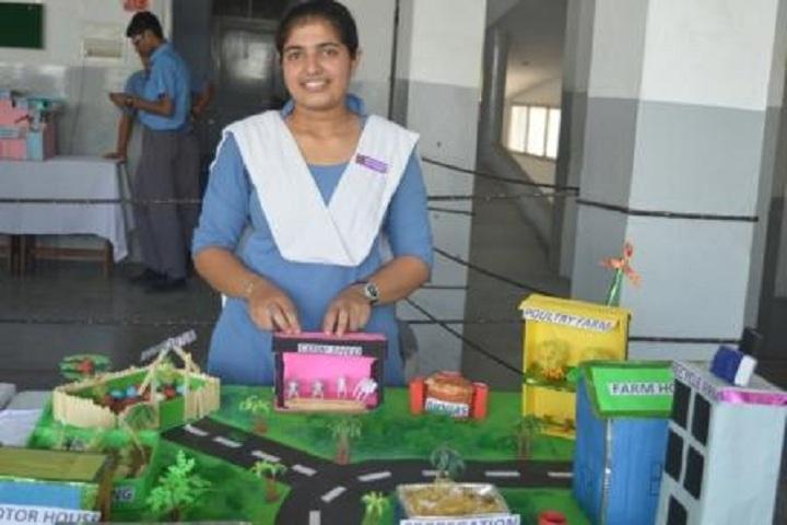 Dayanand Public School-Science Exhibition