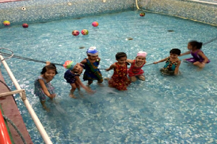 Dayanand Public School-Swimming Pool