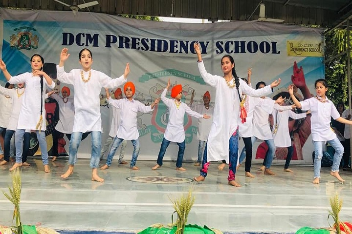 DCM Presidency School-Annual day