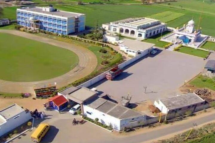 Deewan Toddar Mall Public School-Campus View