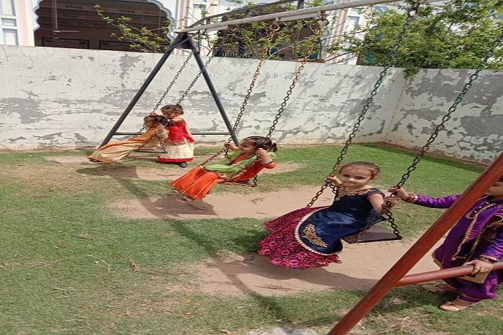 Deewan Toddar Mall Public School-Playground