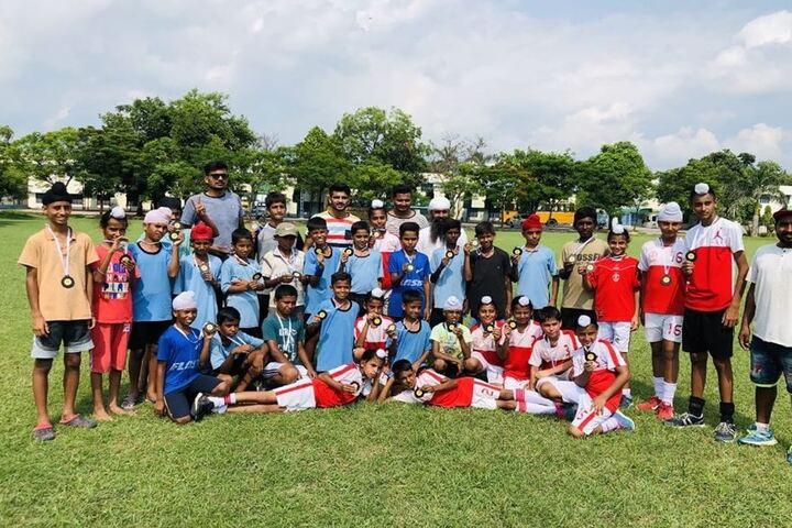 Deewan Toddar Mall Public School-Sports Team