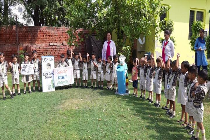 Delhi International School-Activity