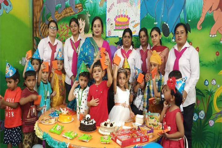 Delhi International School-Birthday Celebrations